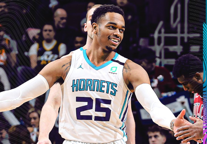 Hornets bid to continue winning ways vs. Nets