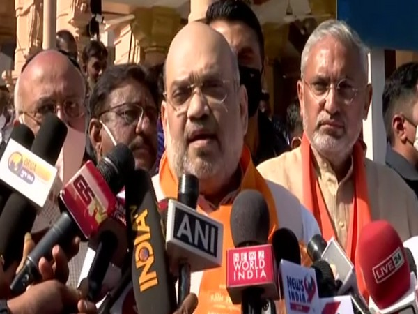 Voters will establish Gujarat as BJP's stronghold, says Amit Shah on local body polls