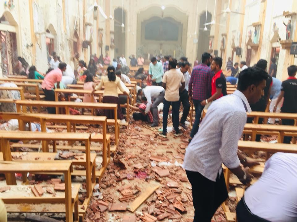 Sri Lanka Terror Attack: Four Chinese scientists killed in suicide bombings
