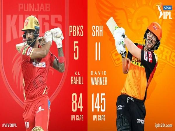 IPL 2021: Punjab Kings win toss, opt to bat against SRH