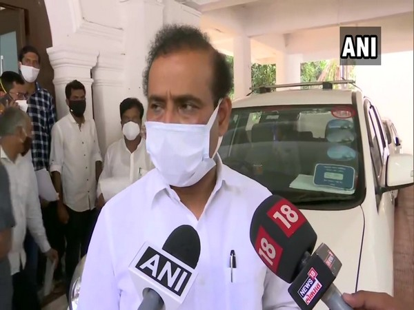 Maha Health Minister expresses grief over deaths in Nashik oxygen leakage incident, says 'situation under control now'
