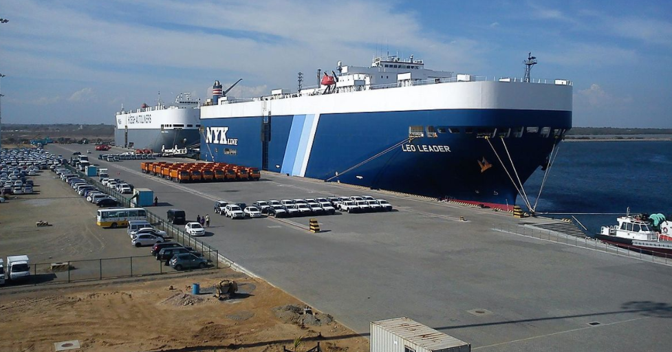 Sri Lanka asks Chinese ship to leave Hambantota port after radioactive material found on it