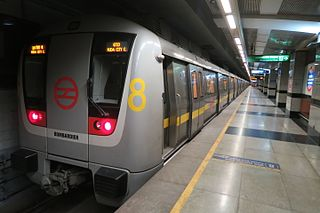 Delhi Metro train withdrawn from service due to leakage issue