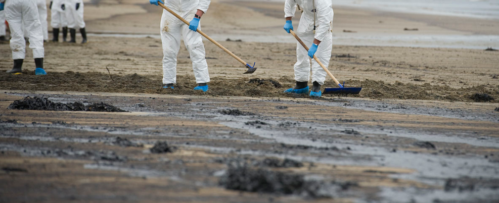 Coast Guard: California oil spill likely 25,000 gallons