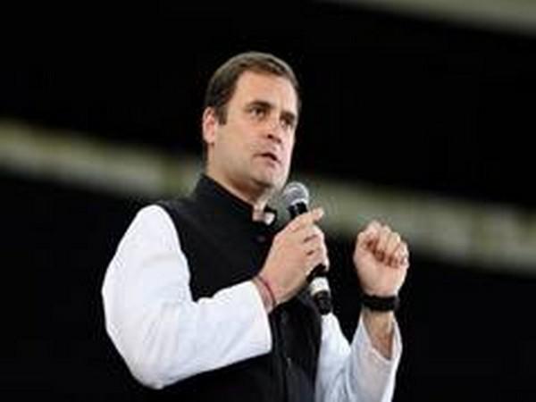 Rahul Gandhi says 'Narendra Modi is actually Surender Modi'; Twitterati asks if he means 'surrender'