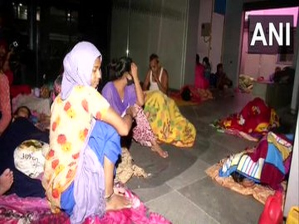 Anna Nagar incident: Displaced families take shelter at metro station, say 'nobody listening to us'