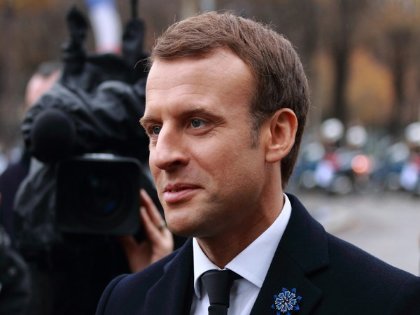 Macron arrives in Beirut to show support after blast