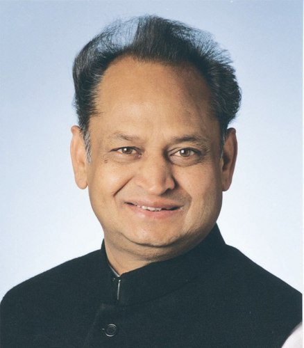 Gehlot demands special status for Rajasthan under National AYUSH Mission