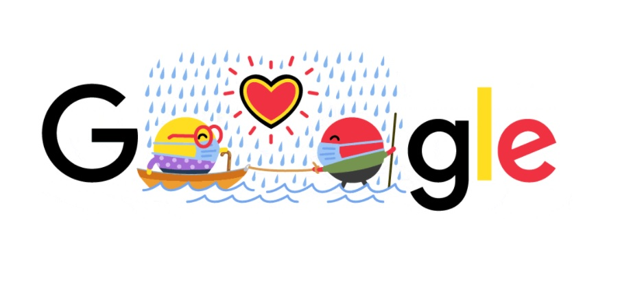 Belgium's National Day: Google honors heroes working on pandemic, flood disasters
