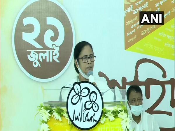 Pegasus row: Mamata Banerjee attacks Centre, calls Opposition to unite against threat to democracy