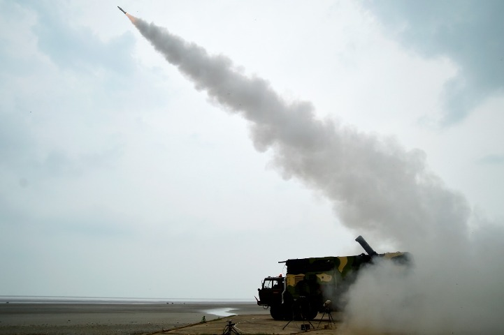 India flight tests new generation surface-to-air Akash missile