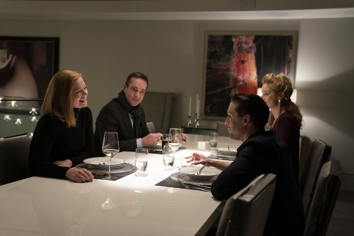 Succession Season 3 trailer reveals plot & first looks at Skarsgård, Brody & Davis