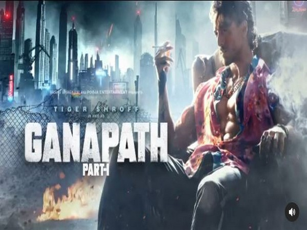 Tiger Shroff, Kriti Sanon's 'Ganapath' to release on Christmas 2022