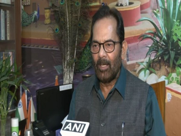 Political merchants of votes deceived minorities in 75 years after Independence: Naqvi