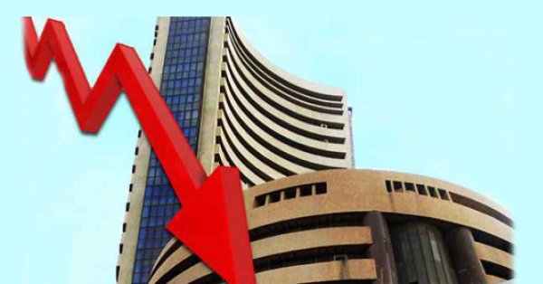 Key Indian Equity Indices opens in a negative note on Tuesday
