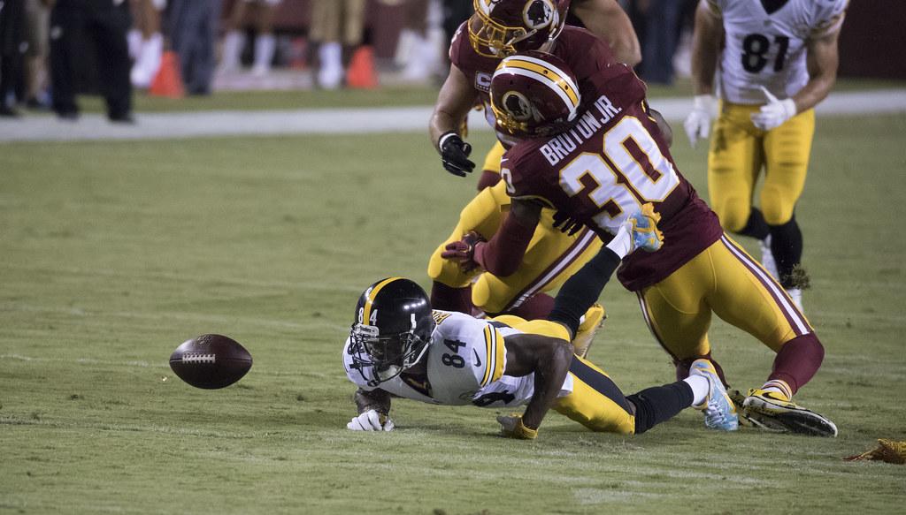 NFL notebook: Brown vents frustration on Twitter
