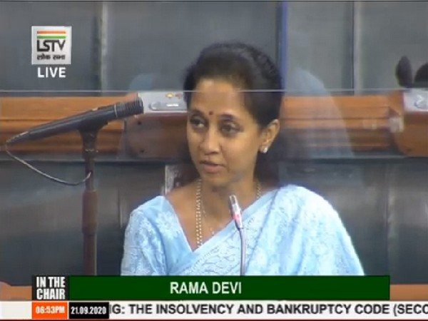 Supriya Sule compliments Nirmala Sitharaman, says Finance Ministry outperforms all other departments