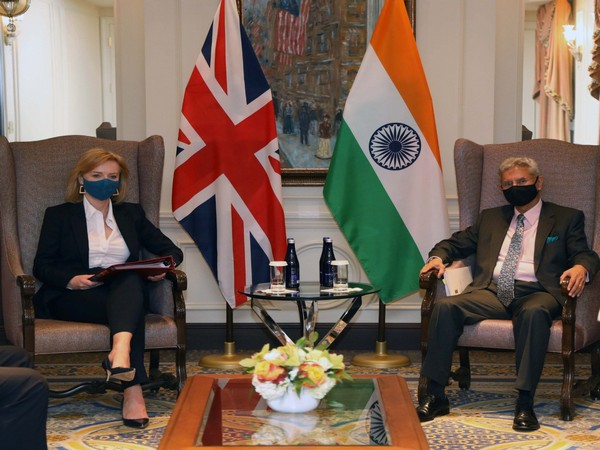 New York: Jaishankar meets UK counterpart, urges early resolution of quarantine issue