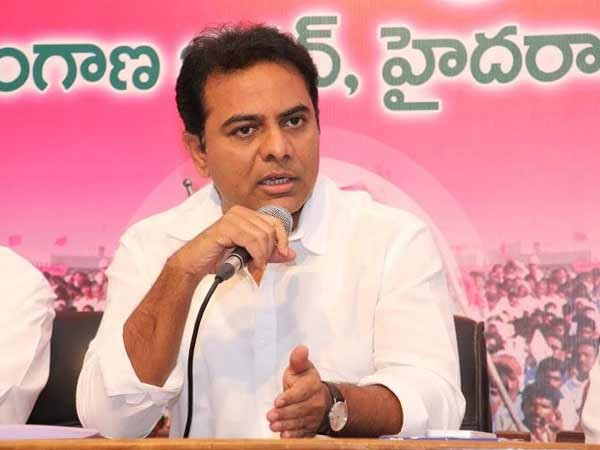 'BJP creating communal problems', says TRS working President ahead of GHMC polls