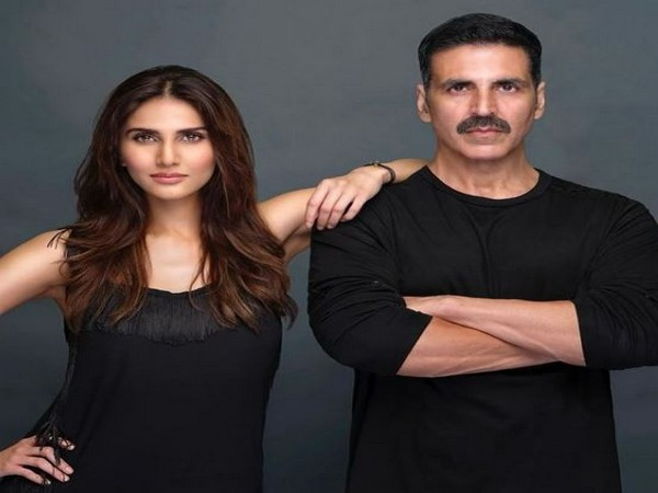 Akshay Kumar can ace any genre, says Vaani Kapoor about her 'Bell Bottom' co-star