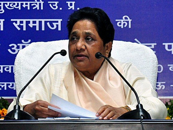 People with vested interests playing into the hands of political parties: Mayawati