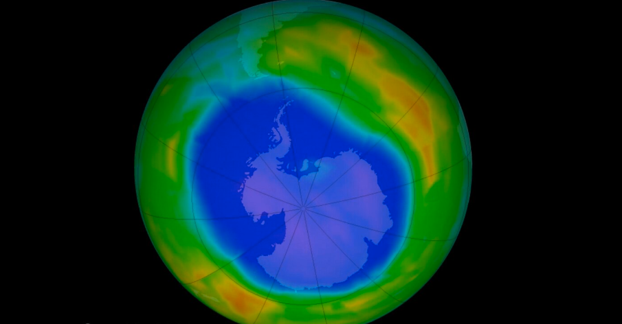 Record-breaking 2020 Antarctic ozone hole finally closed