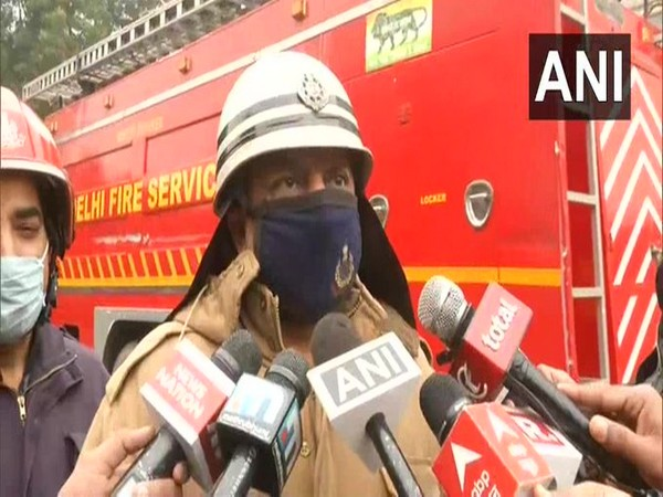 Fire at Delhi's Engineers Bhawan doused, no casualty reported
