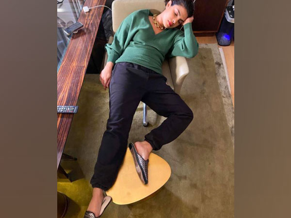 Priyanka Chopra reveals secret to doing late night talk shows: 'Naps on Naps'