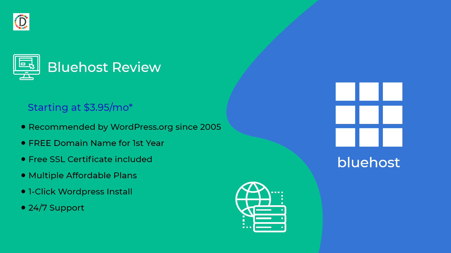 Bluehost Reviews 2021:Features, Pricing, Pros & Cons