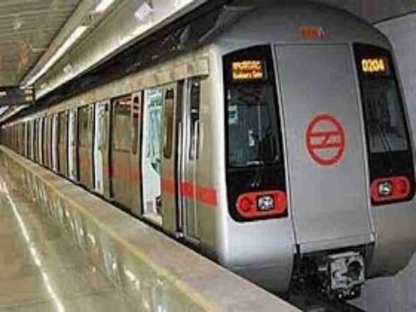 Metro services truncated during Delhi lockdown