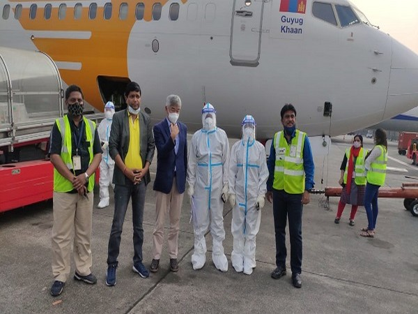 India sends 13 boxes of COVID-19 vaccine to Mongolia