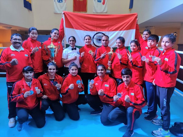 Adriatic Pearl Tournament: Indian women end campaign on top spot