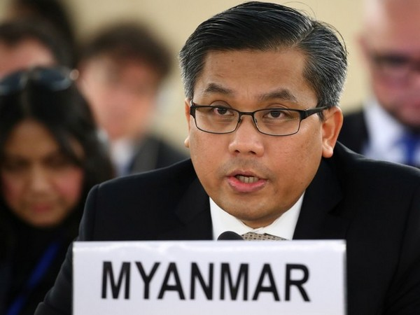 Britain allows ousted Myanmar ambassador to stay on