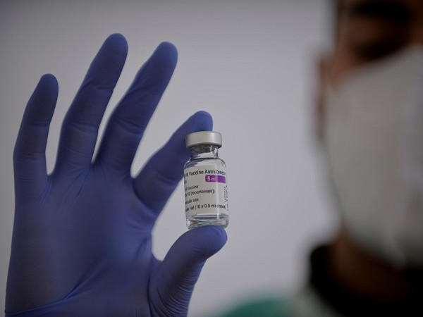 White House says removal of AstraZeneca vaccine from U.S. plant will not affect dose output