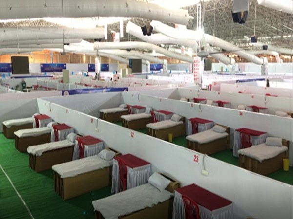 Madhya Pradesh's largest COVID-19 care centre starts functioning in Indore