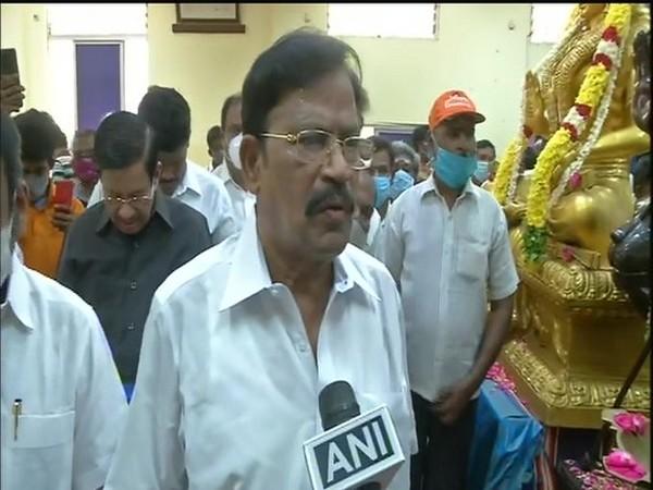 Former DMK leader VP Duraisamy joins BJP