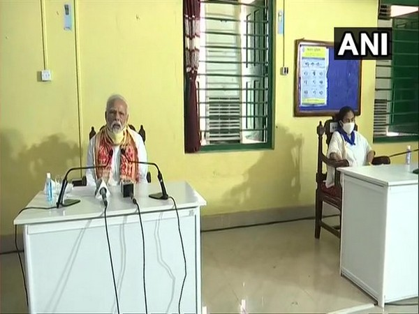 WB govt taking every effort under Mamata's leadership to tackle cyclone Amphan damage, COVID-19 crisis: PM Modi