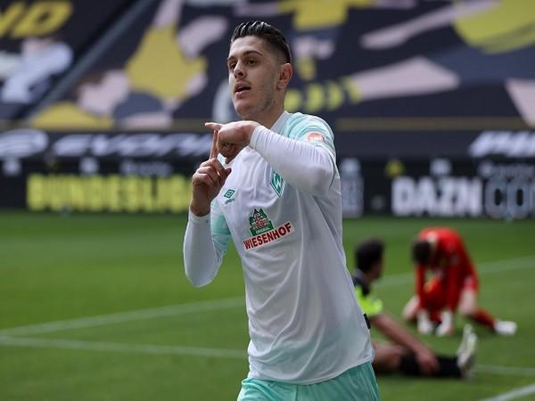 Norwich City sign winger Milot Rashica from Werder Bremen
