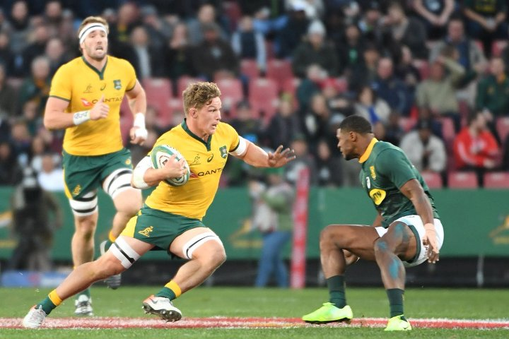 Rugby-Wallabies return to Newcastle for first time in eight years