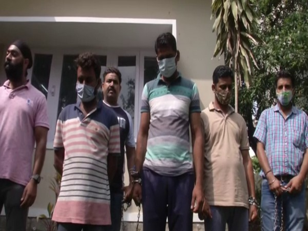Three held with 2 kg heroin from India-Pakistan border