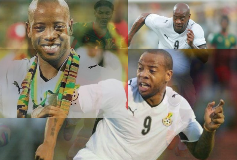 Junior Agogo dead: Tributes pour in as former Ghanian footballer passes away