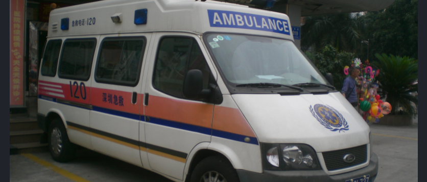 Ambulance driver 'demands Rs 9,200' from COVID-19 patients for 6-km journey to hospital