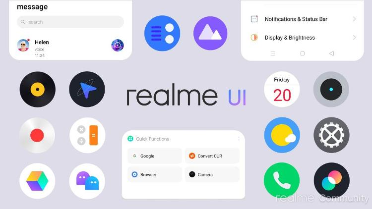 Realme UI 2.0 rollout timeline: Narzo 20/20 Pro; Realme 7 to get early access
