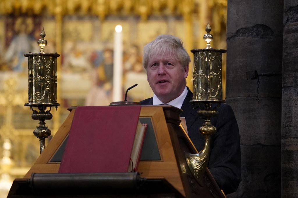 UK's Johnson picks new chief of staff to lead post-Cummings 'reset'