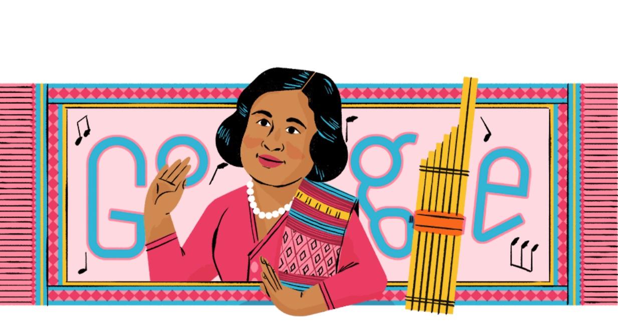 Bunpheng Faiphiuchai: Google doodle on Thai Mo Lam artist on his 89th birthday