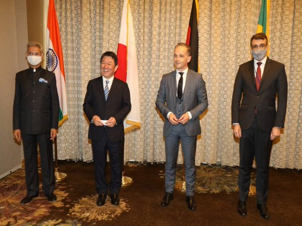 Reforms needed to make UNSC more legitimate, effective: G4 nations