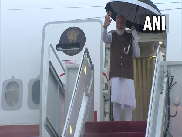 PM Modi arrives in Washington to attend Quad summit, address UNGA