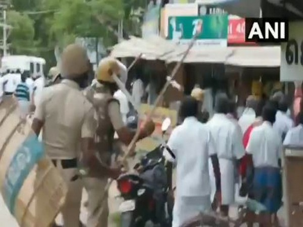 604 people booked in TN's Thoothukudi after clash between AIADMK, DMK cadres