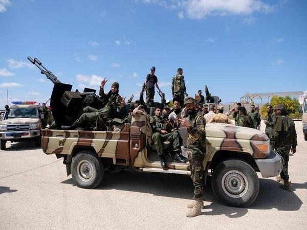 UPDATE 5-Tripoli government suspends Libya talks after Haftar attacks Tripoli port