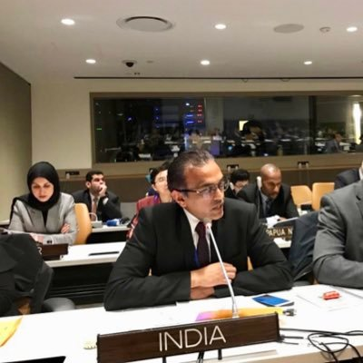 India cautions against involvement of external actors in internal conflicts of states